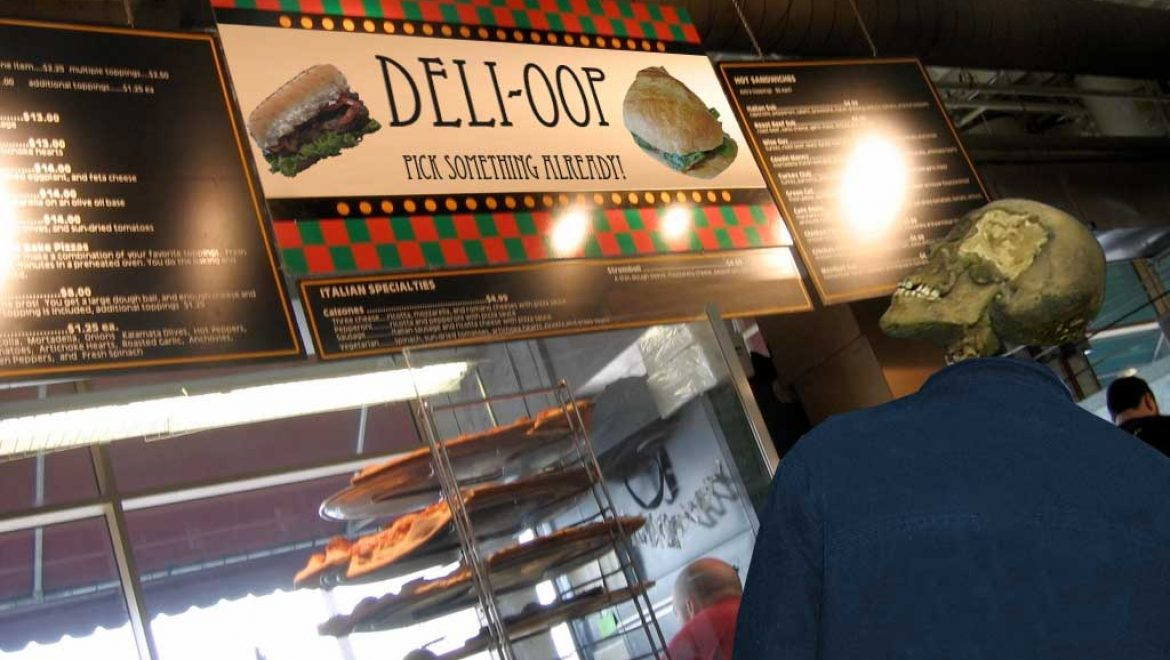 Undecided voter starves to death at deli counter