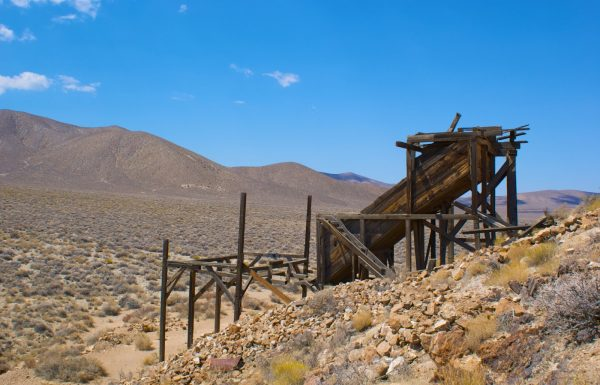 Abandoned Mine Shaft again wins title for world's sketchiest roller coaster