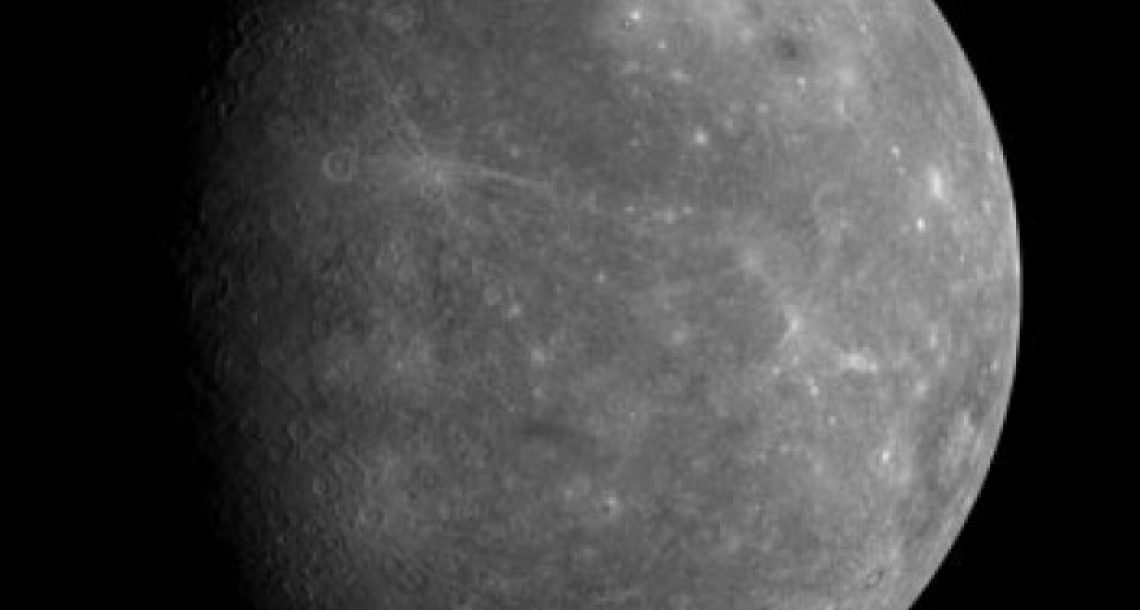 NASA: Previously unseen side of Mercury also covered with craters