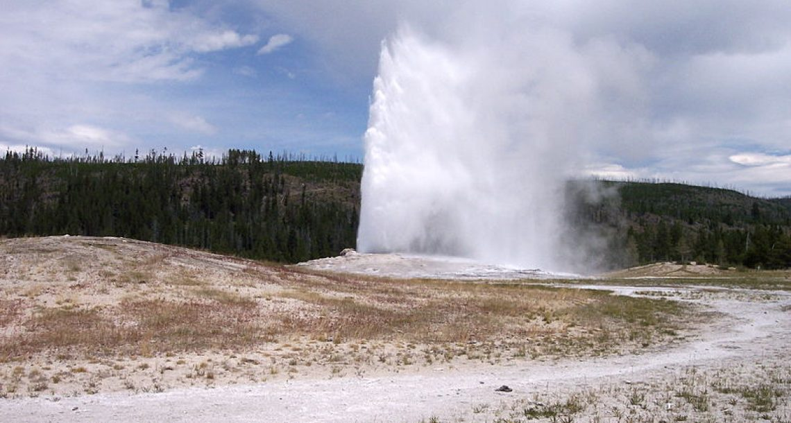 Old Faithful threatens to move if it doesn't get new facility