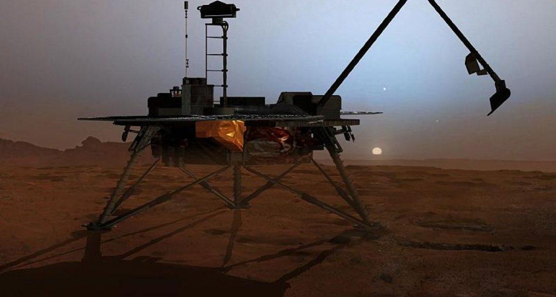 Mars Phoenix Lander going rogue