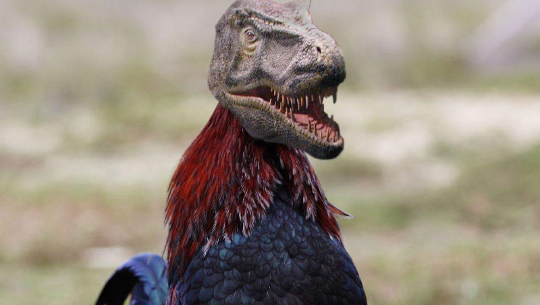 T. Rex tastes like chicken