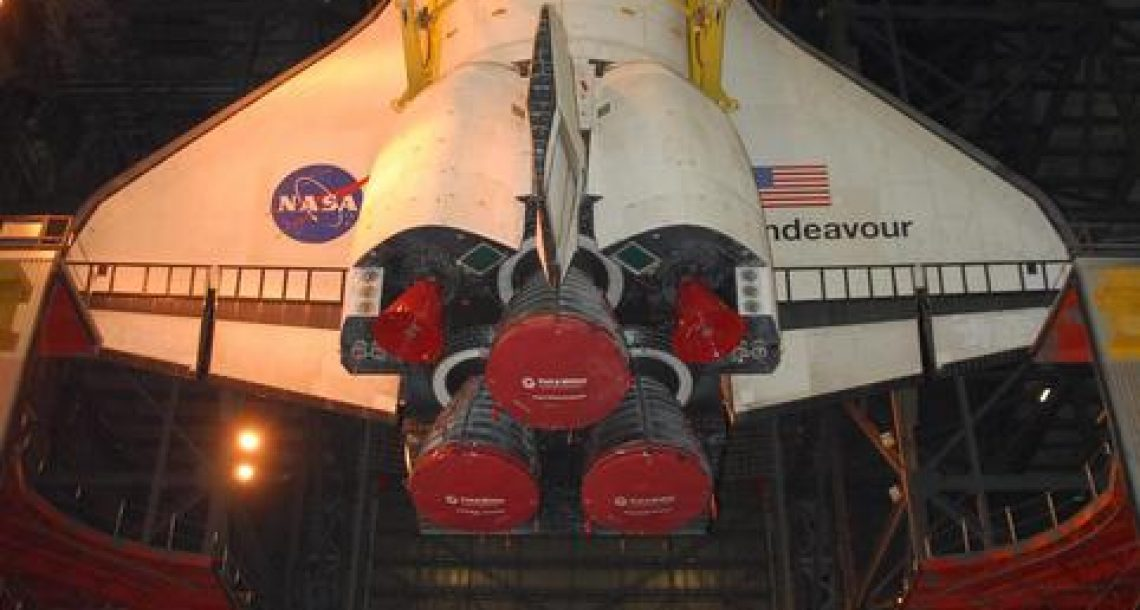Space Shuttle Repossessed
