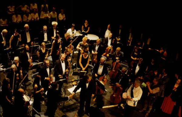 Symphony orchestra bristles at being called cover band