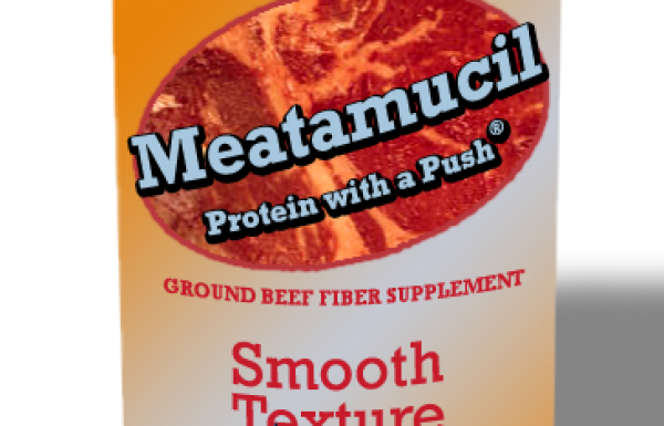 Meatamucil. Protein with a Push.