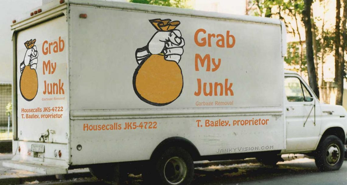 """Grab My Junk"" swamped with non-garbage calls"