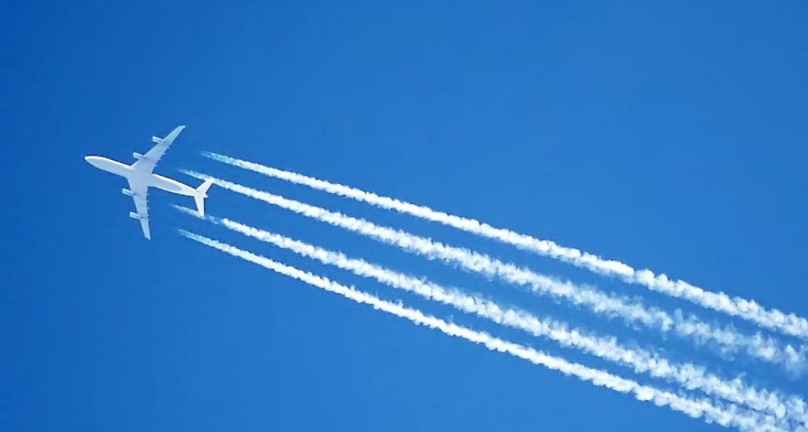 Chemtrails found to cause belief in chemtrails