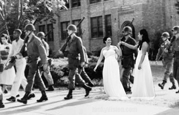 National Guard deployed to allow same-sex wedding to go forward