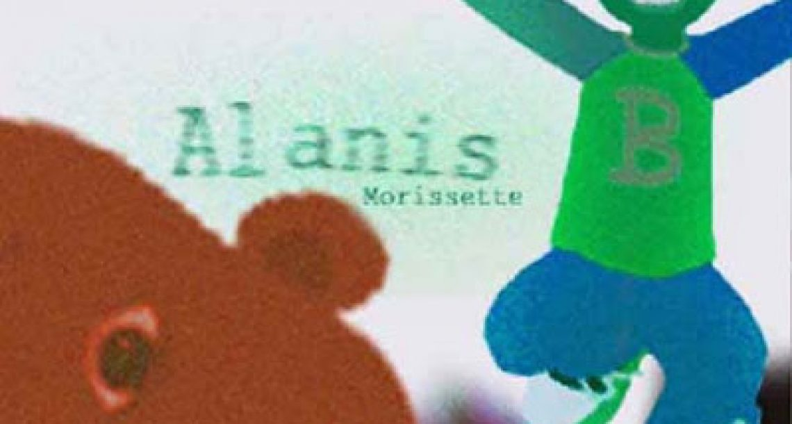 "Album of the Day: Alanis Morissette, ""Jagged Little Bill"""