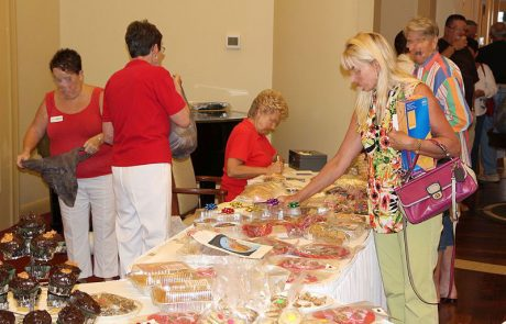 Power Struggle At Bake Sale Turns Ugly
