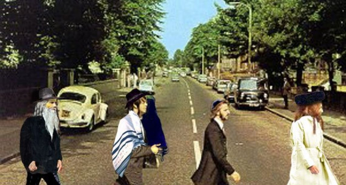 "Album of the Day – The Beatles, ""Rabbi Road"""