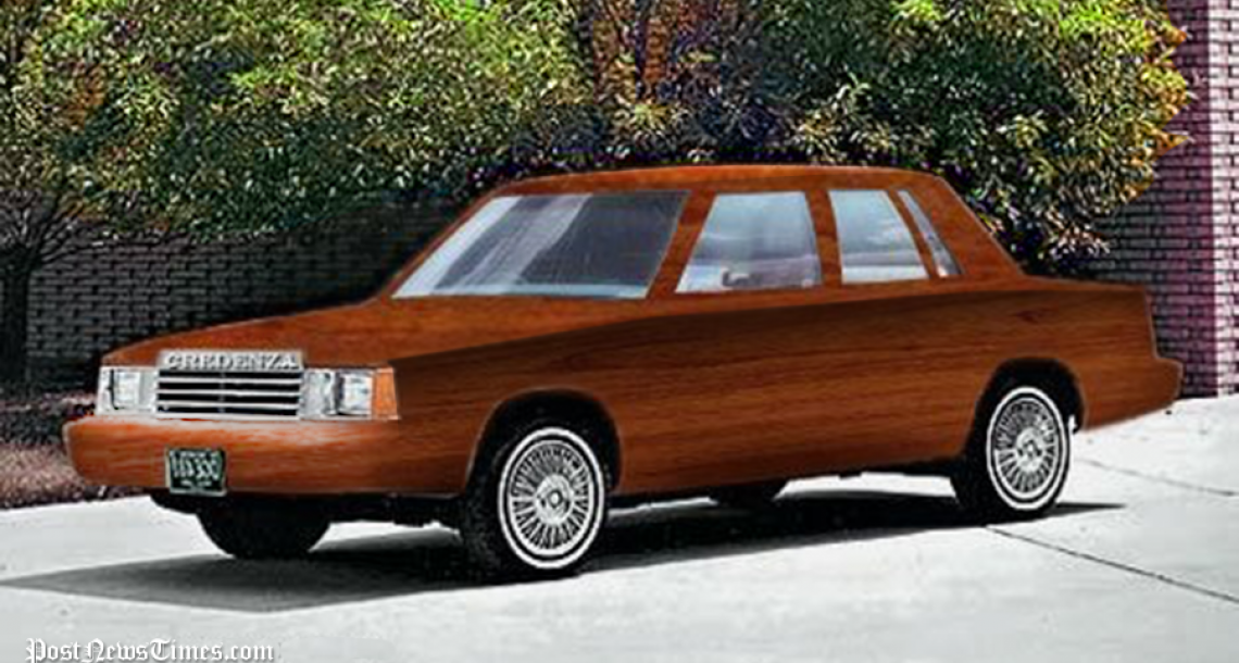 This Day In History – 1981: Detroit unveils the Chrysler Credenza