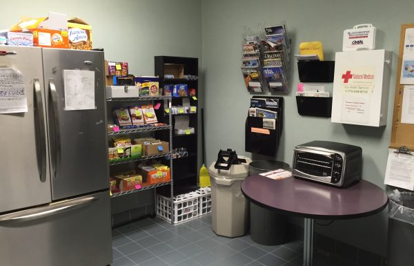 Coworkers Fail To Appreciate Genius Of Break Room Reorganization