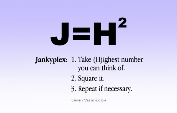 """Jankyplex"" new largest number"