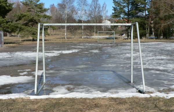 Slush Hockey season off to tepid start