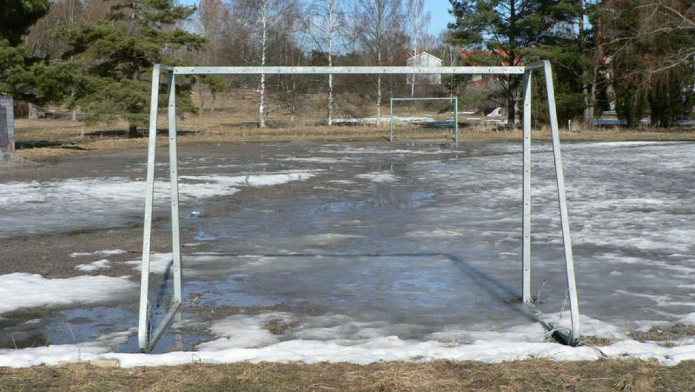 Slush Hockey season off to tepid start