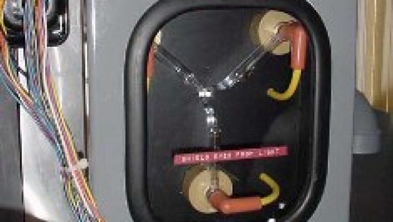 Time machine misappropriated to rewind radio