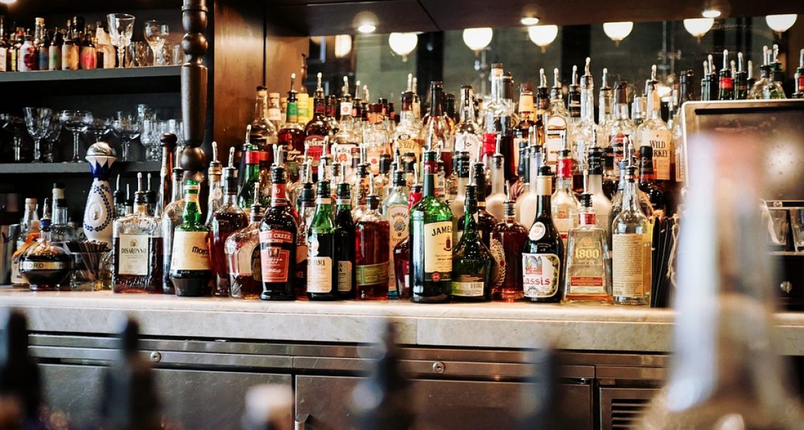 Entrepreneur opens alcohol-themed bar