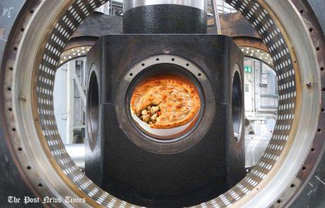 Chicken Pot Pie To Be Used As Energy Storage Medium