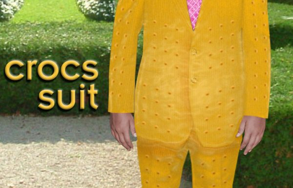 Crocs Suit debuts this September