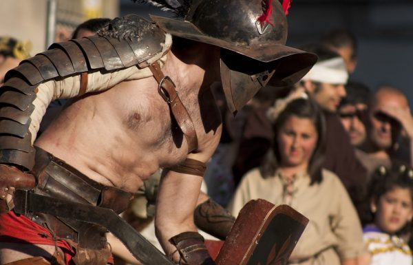 Decline of Gladiatorial Events in Ancient Rome Linked to Report Citing Severe Risk of Injury