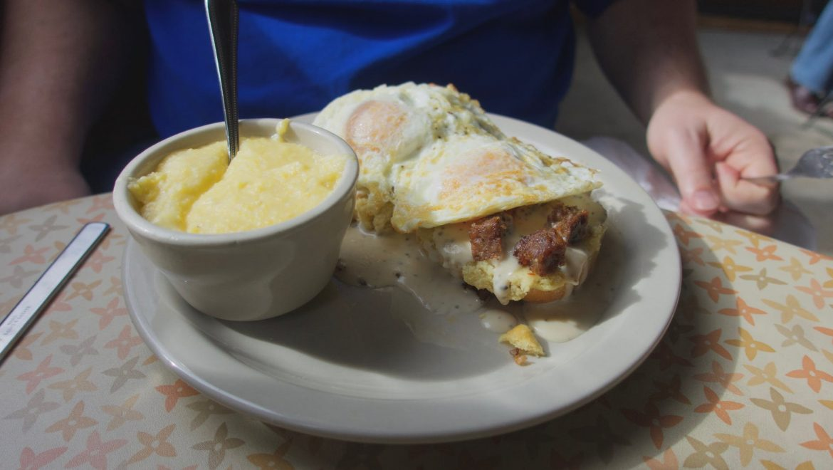 Southerner In New York City Unable To Find Decent Bowl Of Grits