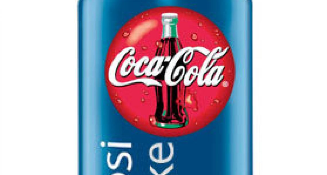 "Coca-Cola attracts younger market with ""Pepsi Coke"""
