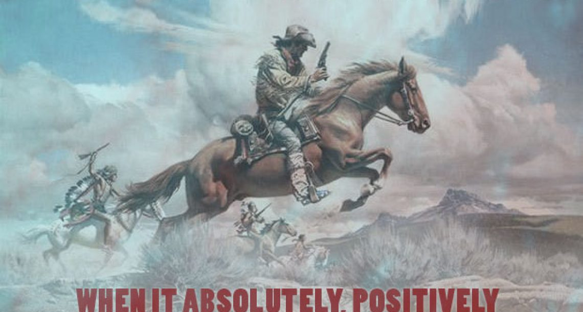 "This Day in History: Pony Express ""when it absolutely, positively has to be there in about a fortnight"""