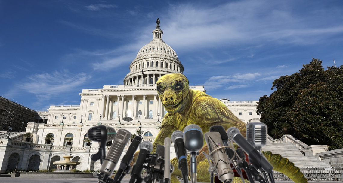 Secret Reptilian Government: Sorry About All This