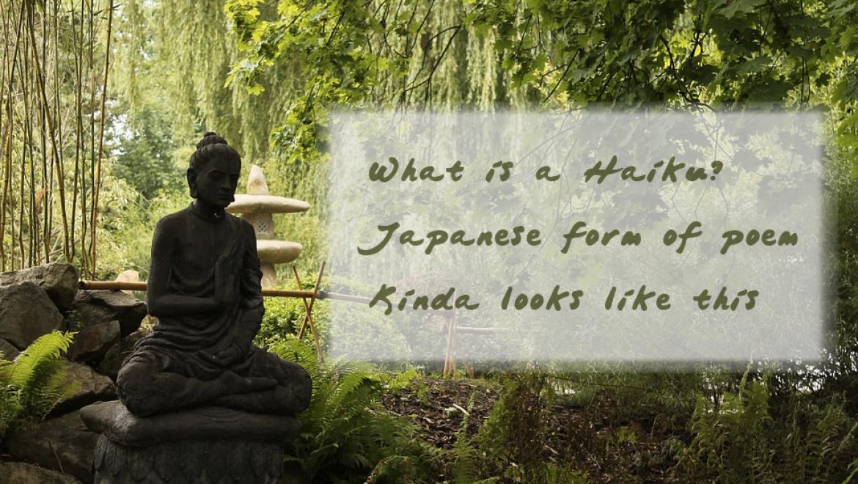 What is a haiku?